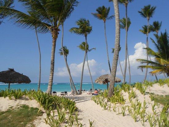 Grand Palladium Bavaro Suites Resort & Spa: la plage