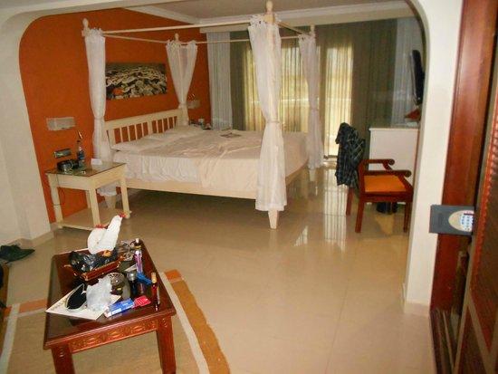 Grand Palladium Bavaro Suites Resort & Spa: romance suite