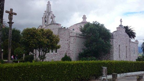 Ermita de San Sebastián: Fachada