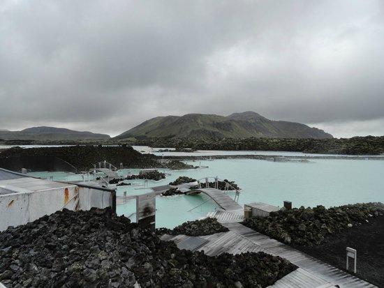 Blue Lagoon Iceland: Another Lagoon shot