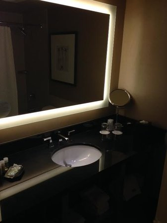 The Westin Harbour Castle, Toronto: Vanity-Sink Area