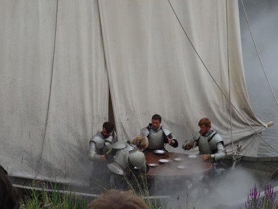 Les Chevaliers De La Table Ronde Picture Of Le Puy Du Fou Les Epesses Tripadvisor
