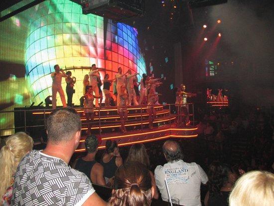 Coco Bongo Cancun: show