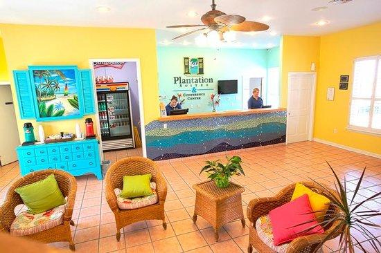 Plantation Suites: Lobby