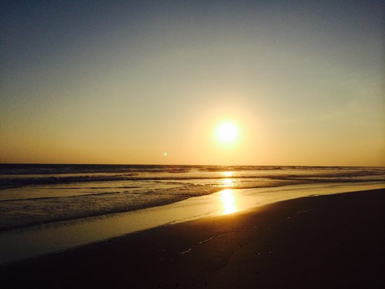 Las Palmas Del Mar: Sunset in Punta Carnero