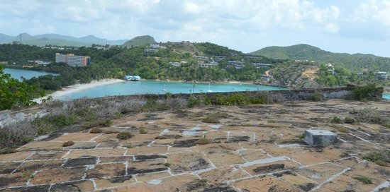 Grand Royal Antiguan Beach Resort: loved the beach