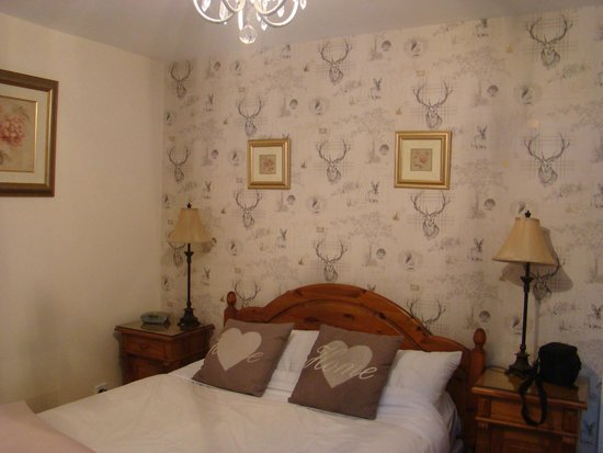 Dromard House Bed & Breakfast: Chambre