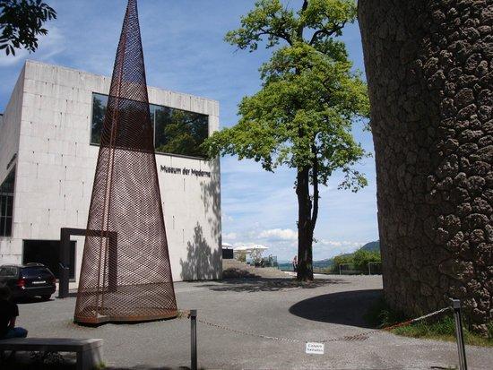 Hotel Panther: Museum of Modern Art Salzburg