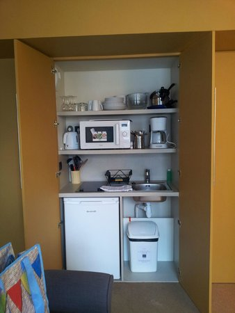 L'Adresse : kitchenette