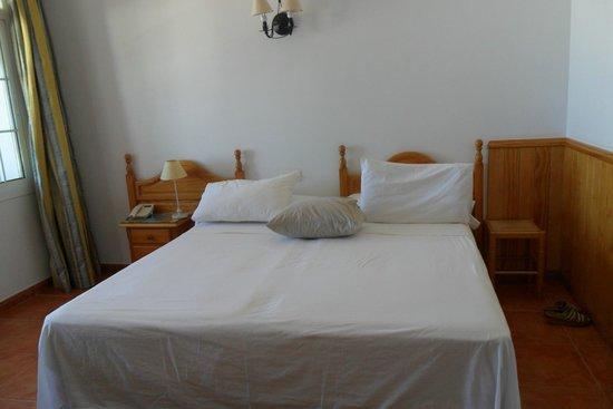 Hotel Casa Rosa: La chambre propre et de tres bonne qualité