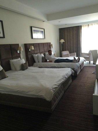 The George Hotel : la nostra camera deluxe