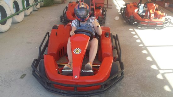 Arena Go Kart