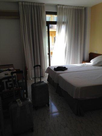 Hotel Amic Miraflores: комната