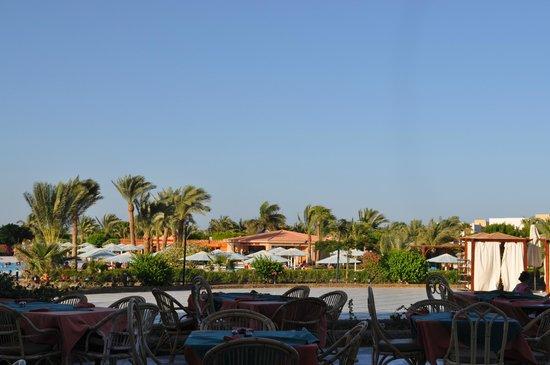 Sonesta Pharaoh Beach Resort Hurghada: Вид