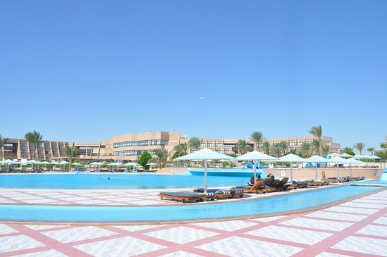 Sonesta Pharaoh Beach Resort Hurghada: Бассейн