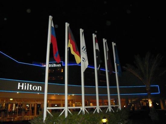 Hilton Hurghada Plaza: Eingangsbereich