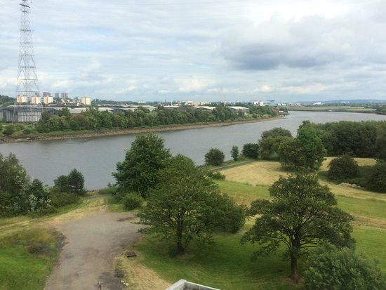 Erskine Bridge Hotel : View from the Room