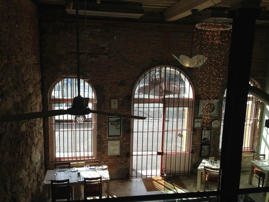 Savoy Cabbage : La vista dal soppalco