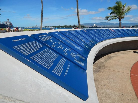 Pearl Harbor : WW II Valor in the Pacific National Monument