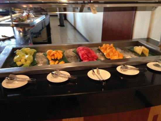 The Panari Hotel : Tropical Fruit Cuts