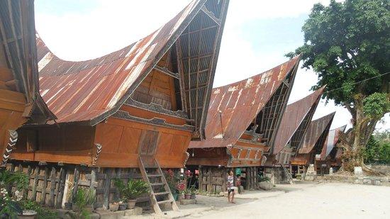 9700 Gambar Rumah Adat Sumatera Utara Gratis