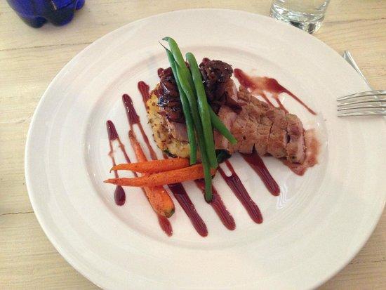 Savoy Cabbage: Lo scamone di maiale