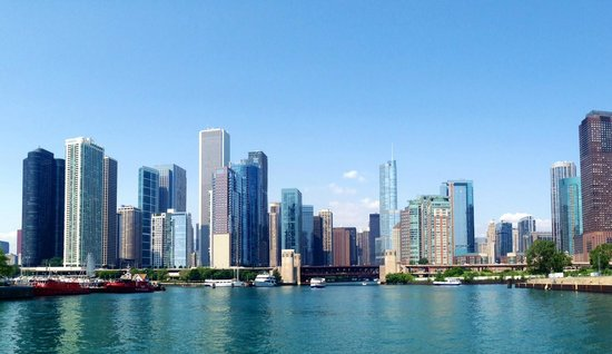Chicago's First Lady Cruises: Chicago Skyline