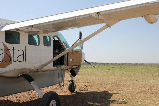 Mapito Tented Camp Serengeti: Arriving