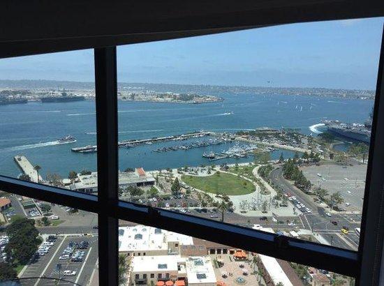 Manchester Grand Hyatt San Diego: nice view