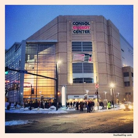 PPG Paints Arena: Good place to watch an event