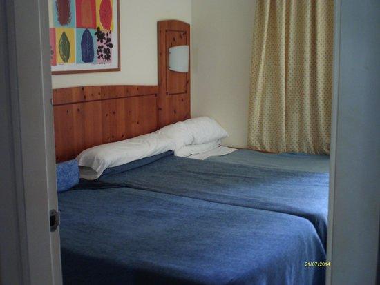 THB Tropical Island: Las camas