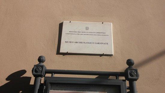 Museo Archeologico Nazionale di Sarsina