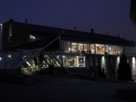 Hotel A.C.A.: Vista noturna
