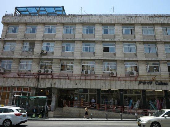 Abraham Hostel Jerusalem: хостел