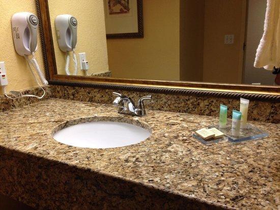 Allure Resort International Drive Orlando: Baño Habitacion