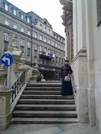 Cracovie : Улицы в Кракове.
