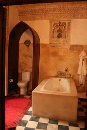 Riad Tizwa: Room 6 en suite