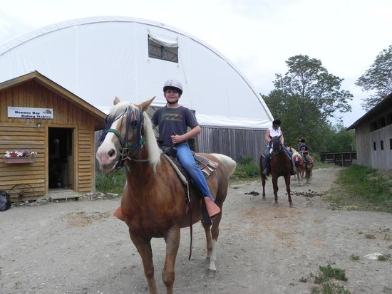 Honora Bay Riding Stables: 2nd time rider