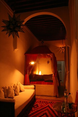 Riad Tizwa: Room 3