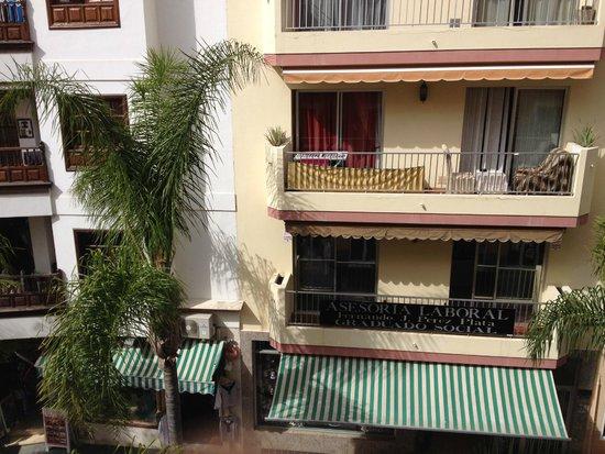Hotel RF Astoria: Вид из моего номера