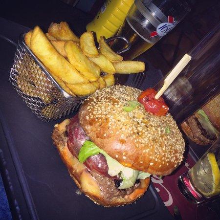 Chez Lulu: Burger Comté x Copa