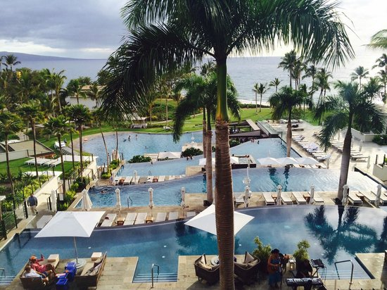 Andaz Maui At Wailea: lobby view