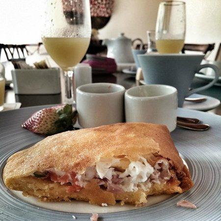 Hotel Quadrifolio: Desayunos