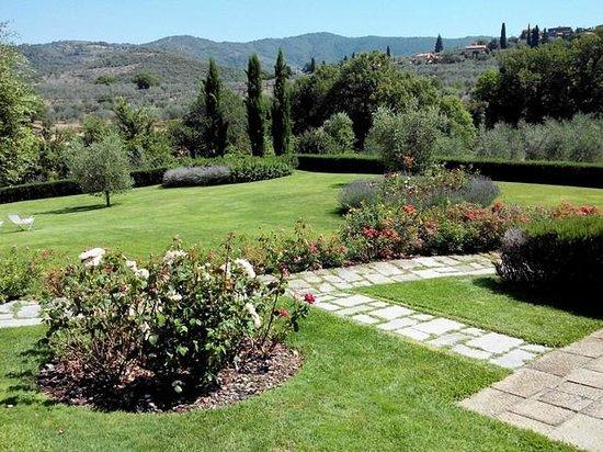 Casa Portagioia: giardino