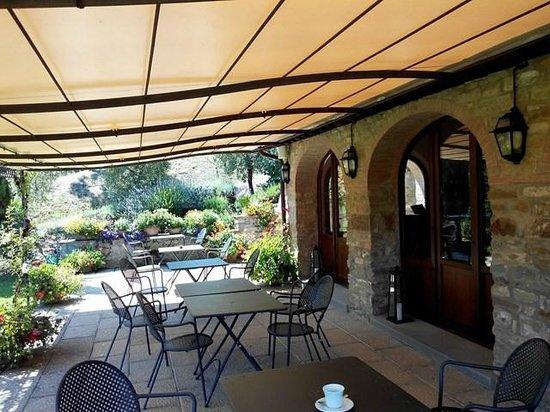 Casa Portagioia: portico