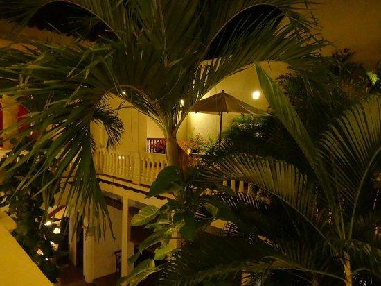 Hotel Quadrifolio: Vista de la hab