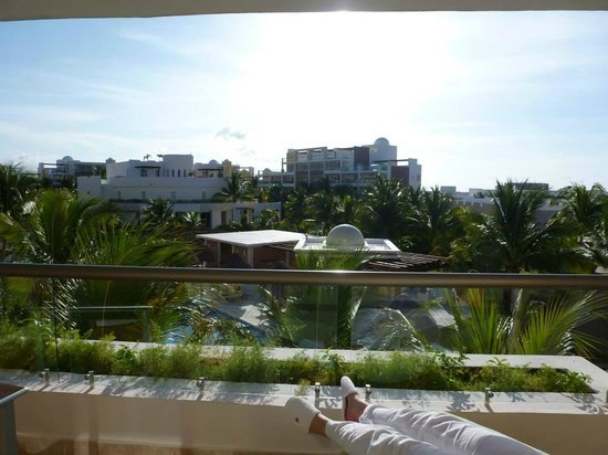 Excellence Playa Mujeres: view from room