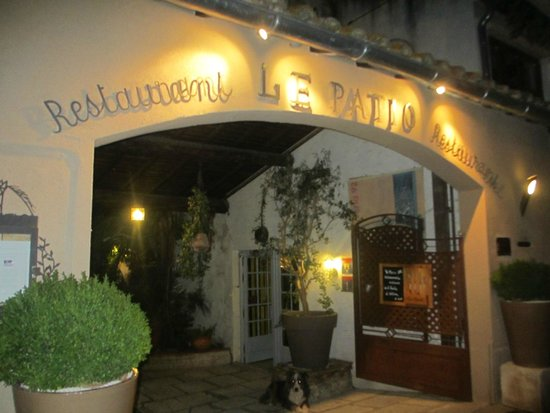 Le Patio : Restaurant