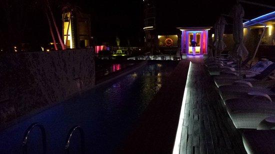 Hilton Windhoek: La piscine sur le toit de l'hôtel