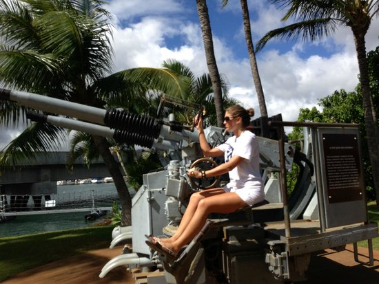 Pacific Beach Hotel : Pearl Harbor